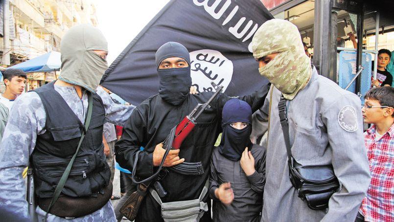 Plusieurs centaines d'Européens ont rejoint la Syrie pour combattre le régime de Bachar al-Assad avec les groupes islamistes les plus radicaux, notamment l'État islamique au Levant et en Irak, ici à Alep.