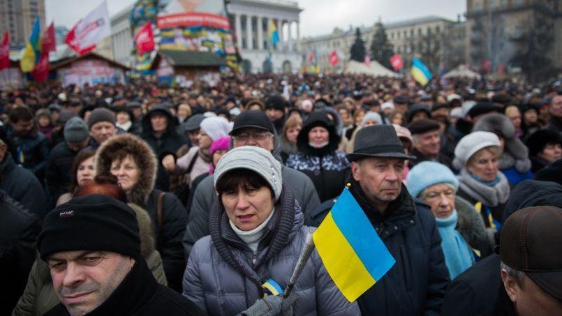 Sondage en Ukraine : un pays divisé… mais qui veut rester uni