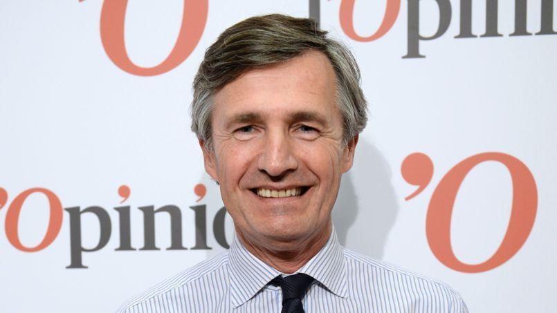 Nicolas Beytout, fondateur et directeur de la publication.
