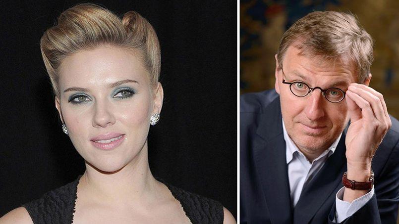 Le procès intenté par Scarlett Johansson à l'encontre de Grégoire Delacourt et de son éditeur commence ce mercredi.
