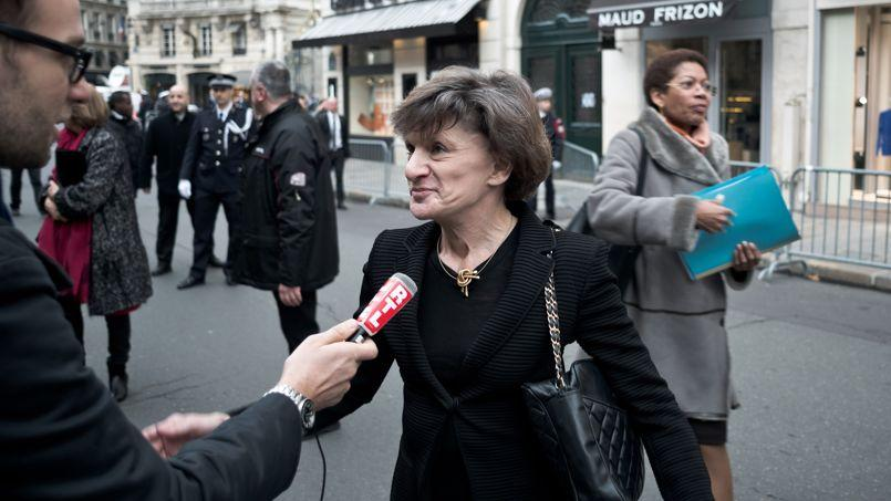 L'ancienne ministre déléguée aux Personnes âgées, Michèle Delaunay, en janvier dernier.