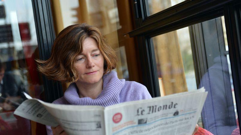Natalie Nougayrède a annoncé ce mercredi sa démission de son poste de directrice du Monde.
