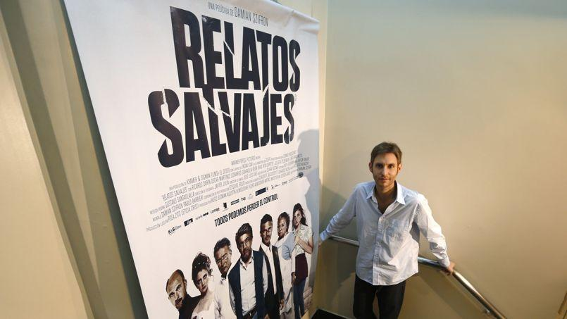 L'Argentin Damian Szifron a surpris son monde en présentant sur la Croisette, -et en compétition s'il vous plaît-, sa comédie à sketches Relatos Salvajes (Les nouveaux sauvages).