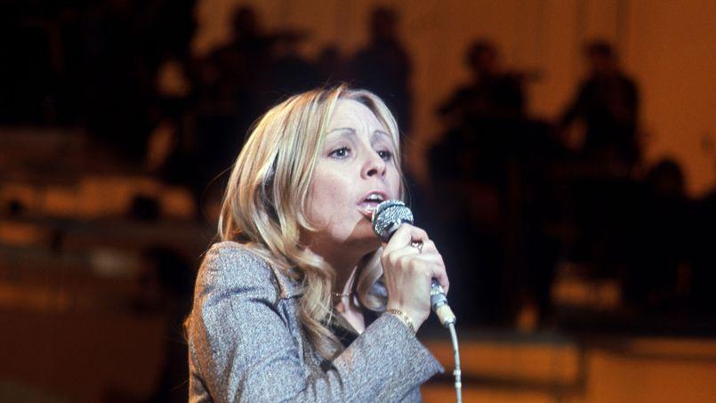 L'héritière de Piaf, Georgette Lemaire chantera le 27 mai à 21h sous les dorures de l'amphithéâtre Richelieu.
