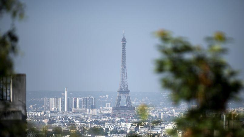 Paris conserve sa première position dans la zone euro et la deuxième en Europe derrière Londres.