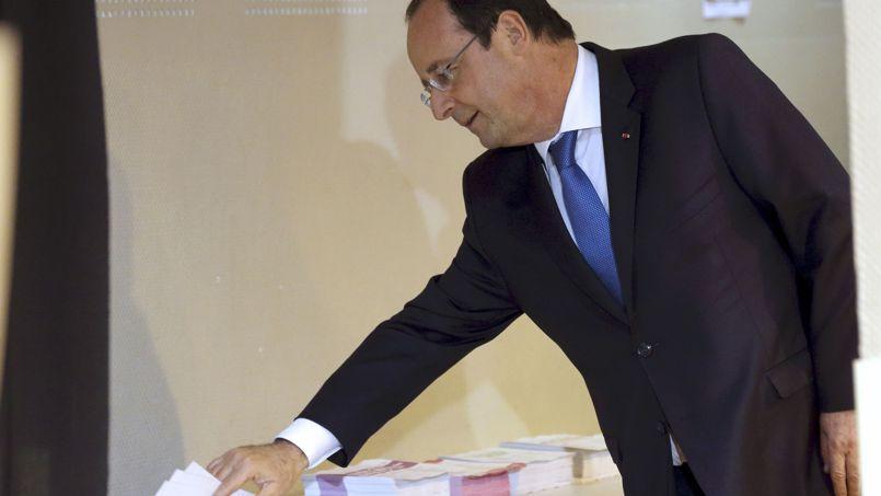 Pour François Hollande, les résultats de ces élections européennes 2014 sont un désastre.