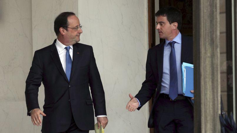 Que peuvent faire François Hollande et Manuel Valls après la défaite des européennes 2014?