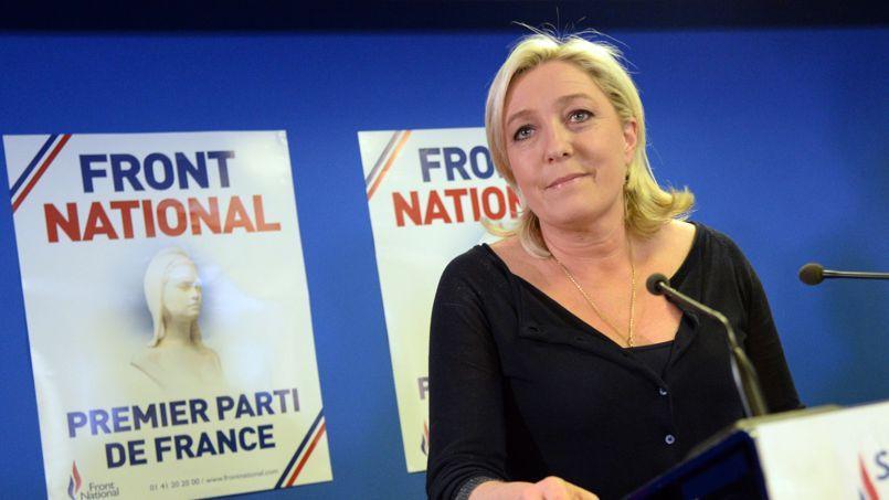 Le FN n'a théoriquement aucune difficulté à réunir les 25 eurodéputés requis.
