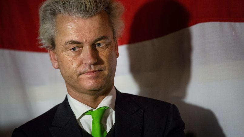 Geert Wilders, leaser du PVV.