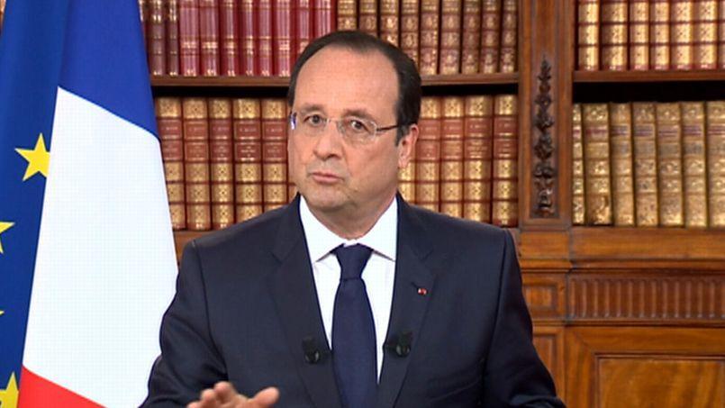 «Partout, les partis européens progressent» : le lapsus de François Hollande