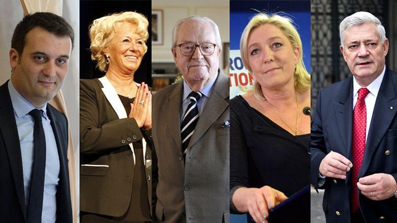 Comme elle l'ambitionnait, Marine Le Pen a réussi à «transformer l'essai» des municipales de mars dernier.