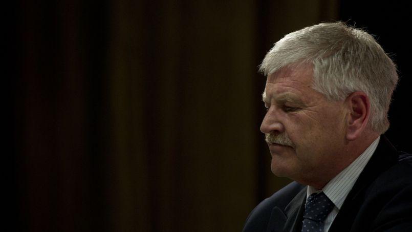 Évincé en 2011 de la direction du NPD, Udo Voigt signe son retour avec son élection au Parlement européen.