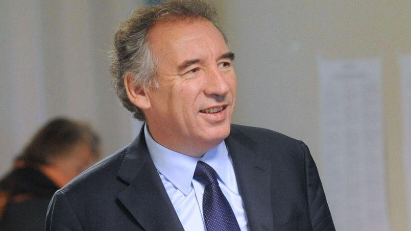 François Bayrou.