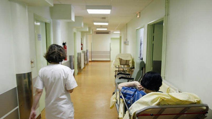 En 2013, 37 hôpitaux ont représenté plus de 50% du déficit cumulé des établissements de santé. (Crédit: Jean-Christophe Marmara/Le Figaro).