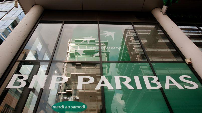 Washington réclame plus de 10milliards de dollars à BNP Paribas