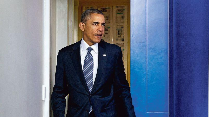 Barack Obama (ici samedi 31 mai à la Maison-Blanche) prononcera mercredi 4 juin un grand discours destiné à rassembler l'Occident face au défi russe.