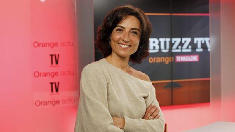 Nathalie Iannetta était l'invitée du Buzz TV le 23 mai dernier.