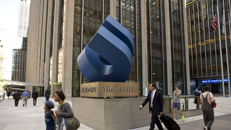 L'un des grands symboles de la puissance de Time Inc. est, depuis 1959, le gratte ciel «Time & Life» à l'angle de la 50e rue et de la 6e avenue à New York.