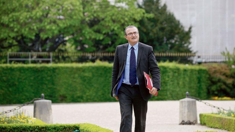 Hervé Mariton: «J'ai décidé de prendre mes responsabilités en me portant candidat à la présidence de l'UMP».