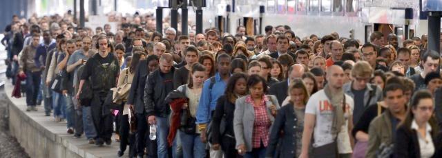 La grève à la SNCF entre dans son cinquième jour