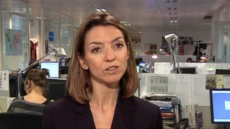 Laurence Boone vient d'être nommée conseillère économique de François Hollande.