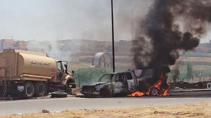 La conquête djihadiste s'accélère dans le nord de l'Irak