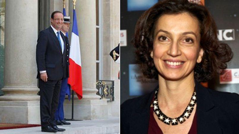 Audrey Azoulay remplace David Kessler au poste de conseiller à la culture et à la communication à l'Élysée.
