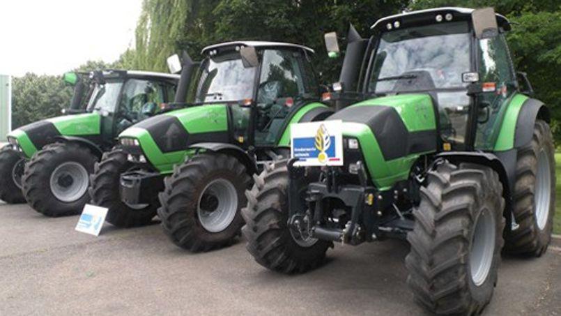 Une cinquantaine de tracteurs sortis d'usine, estimés entre 70.000 et 300.000 euros, ont été dérobés dans plusieurs départements.