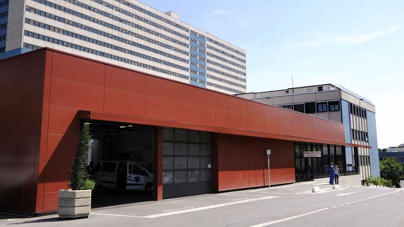 L'hôpital Henri-Mondor de Créteil, où a été pratiquée la première opération de la gorge sous hypnose.
