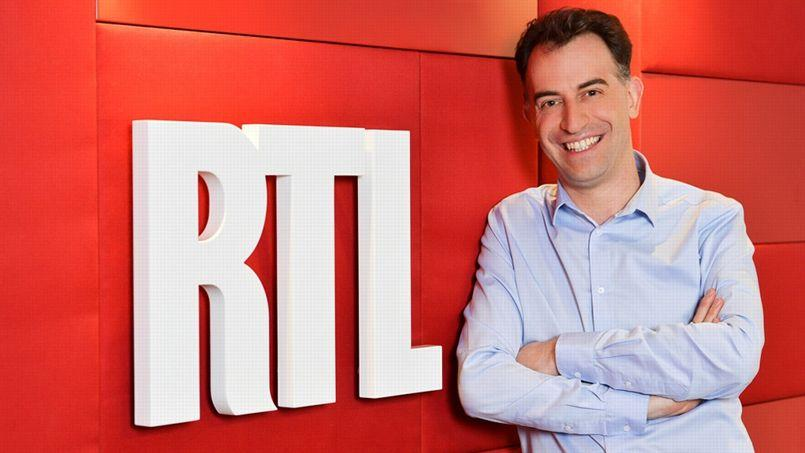 Tristan Jurgensen, directeur général de RTL Net.