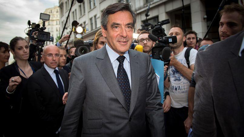 Le député UMP de Paris, François Fillon