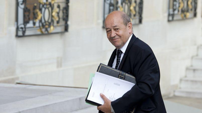 Jean-Yves Le Drian a adressé la semaine dernière un rapport stratégique aux députés et aux sénateurs.
