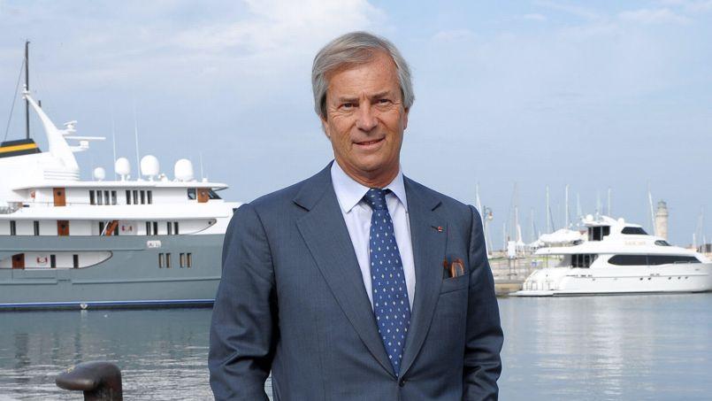 Vincent Bolloré arrive à la tête de Vivendi