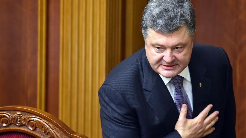 Petro Porochenko s'affirme «prêt à une décentralisation poussée».