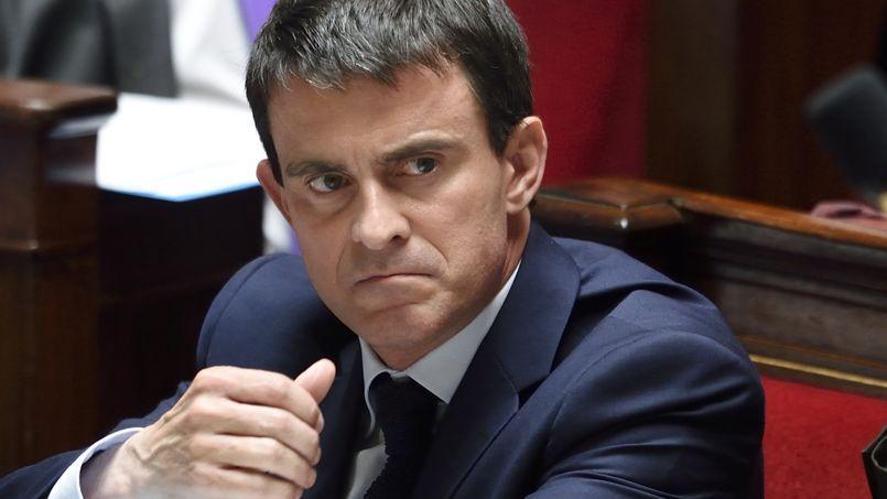 Manuel Valls s'agace en Conseil des ministres: «On n'est pas au PS ici !»