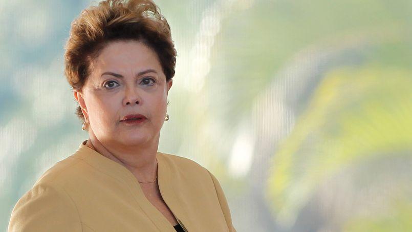 Dilma Rousseff, présidente du Brésil, va se représenter aux élections du mois d'octobre.