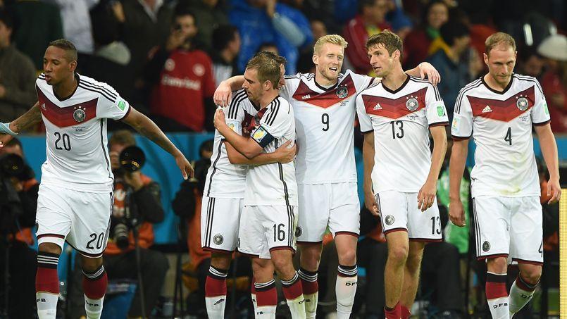 France allemagne le rouleau compresseur allemand est - Coupe du monde france allemagne 2014 ...
