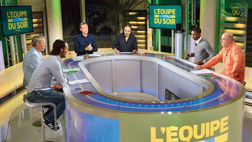 Pendant le Mondial, l'Équipe 21 est devenue la première chaîne d'info entre 18heures et minuit.