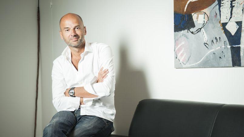 Bruno Ledoux, président du Conseil de surveillance de Libération.