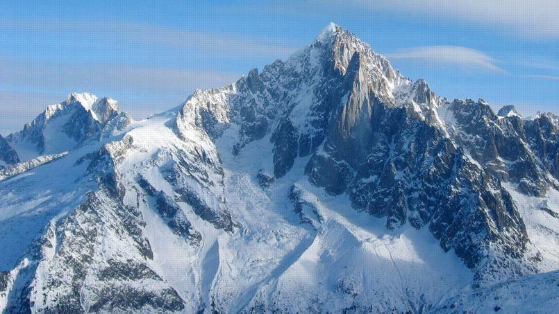Patrice Hyver a disparu le le 1er mars 1982 après l'ascencion en solitaire de l'aiguille Verte par sa partie ouest.