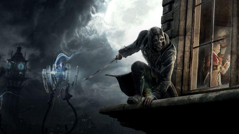 Le jeu français Dishonored, acclamé par la critique, n'avait pas pu recevoir d'aide de l'Etat à cause de son classement PEGI 18