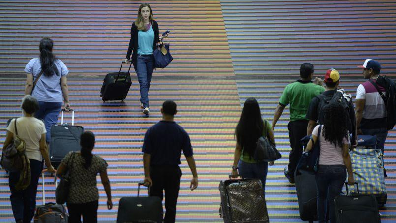 L'aéroport de Maiquieta au Venezuela.