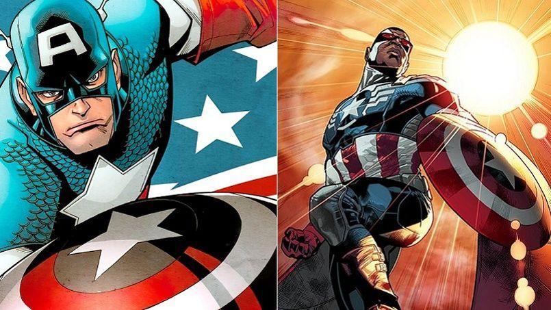Après Thor remplacé par une femme, c'est le héros légendaire de la Marvel qui change d'identité pour devenir afro-américain.