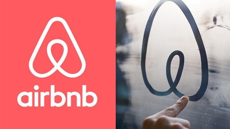 Le nouveau logo d'Airbnb, dévoilé mercredi.