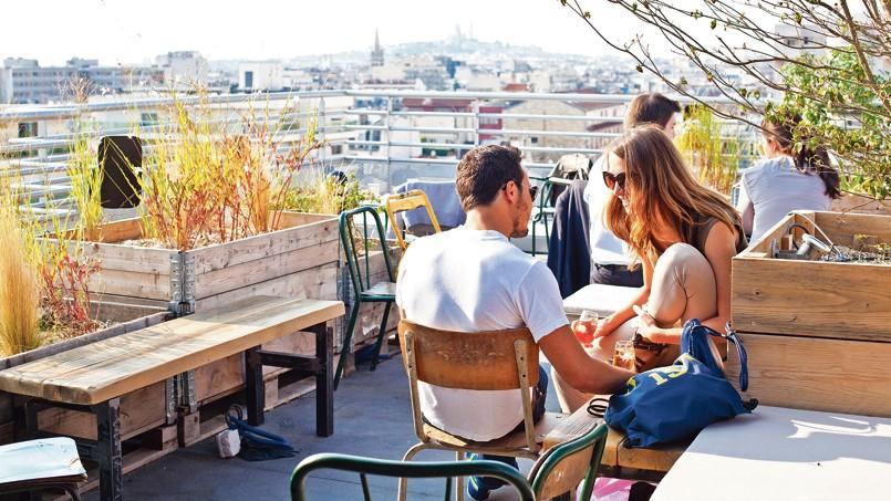 Boire un verre en terrasse paris