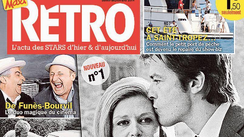 Rétro vise 90.000 à 100.000 exemplaires pour son premier numéro.