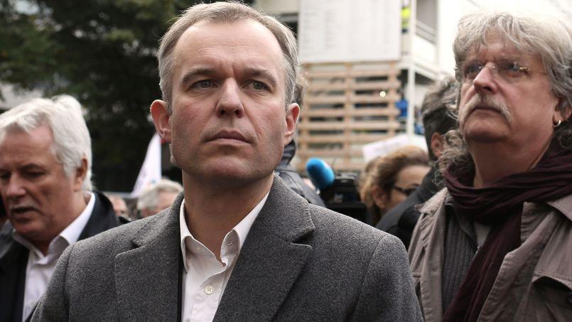 Le député EELV, François de Rugy