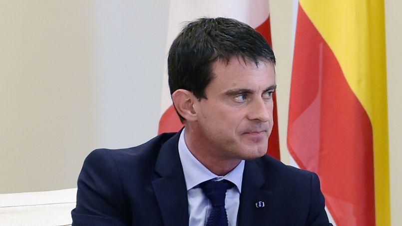 «Ce qui m'inquiète, c'est de voir le djihadisme se mêler à l'antisémitisme», affirme Manuel Valls.