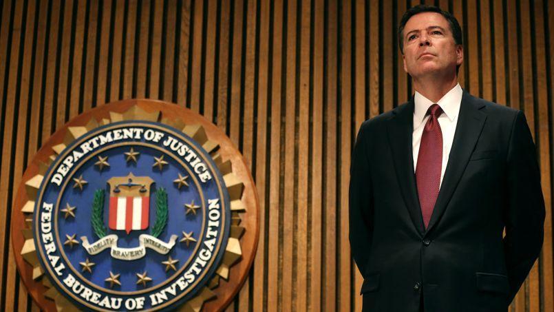 L'actuel directeur du FBI, James Comey, le 23 juin.