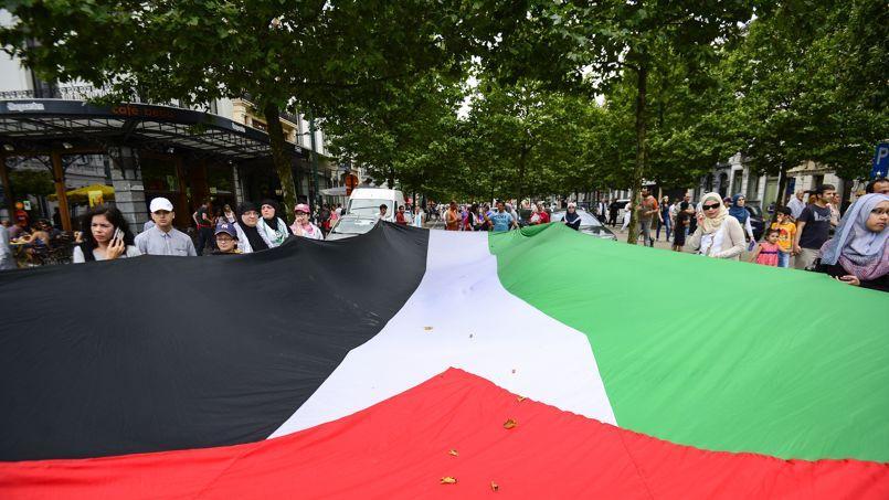 L'interdiction de la manifestation propalestinienne à Paris confirmée